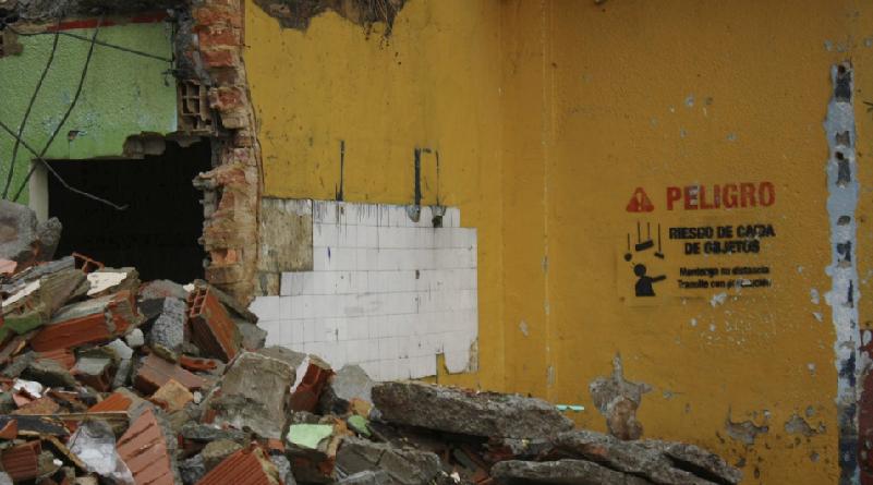 La creatividad de Bogotá renace en las cenizas de su rincón más atroz