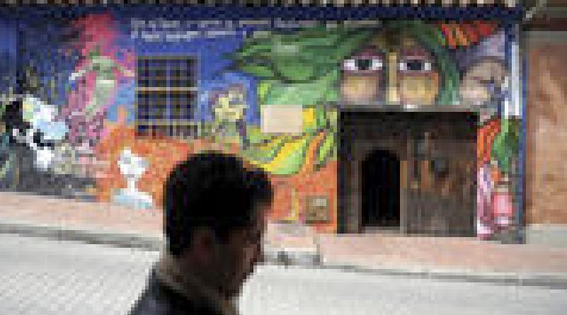 El futuro de Bogotá es brillante y naranja