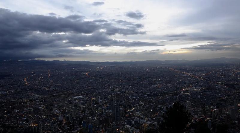 Bogotá en el centro pompidou