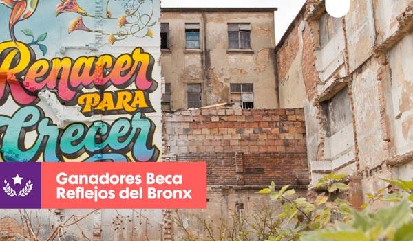 Conozca a los quince ganadores de la Beca Reflejos del Bronx