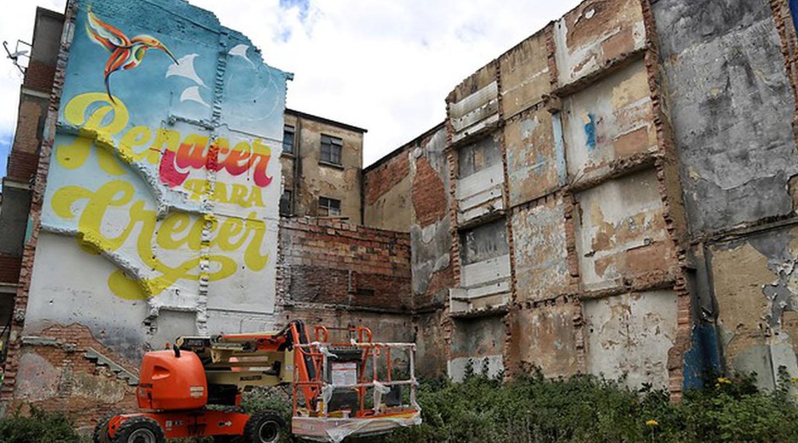 Así avanza el proyecto Bronx Distrito Creativo en el centro de Bogotá