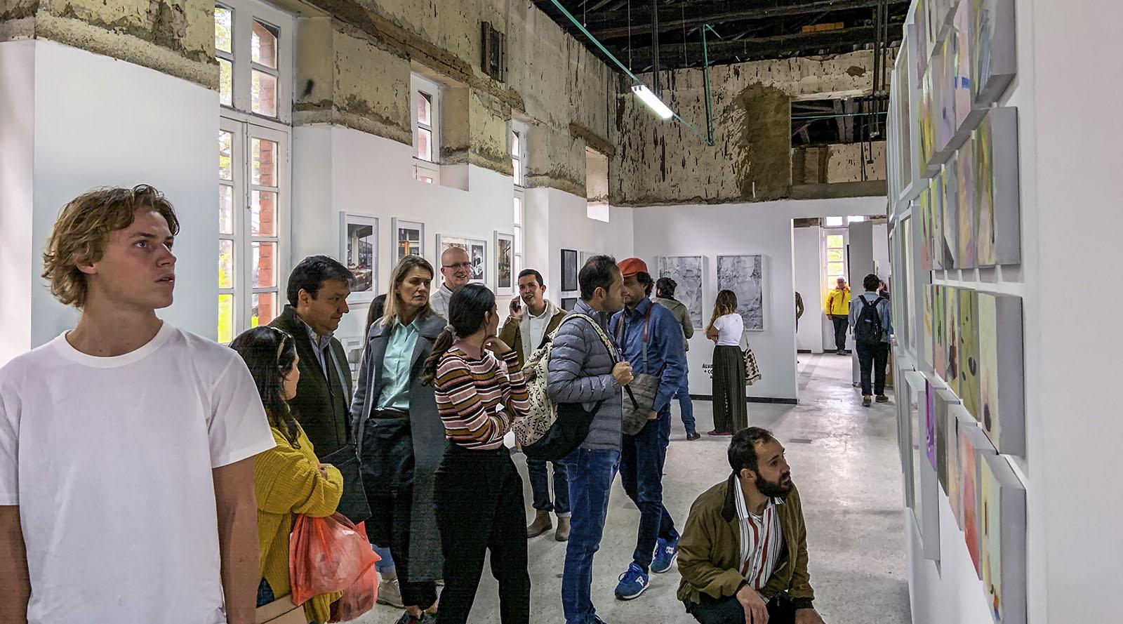Artistas del centro y el Bronx Distrito Creativo presentes en la Feria del Millón