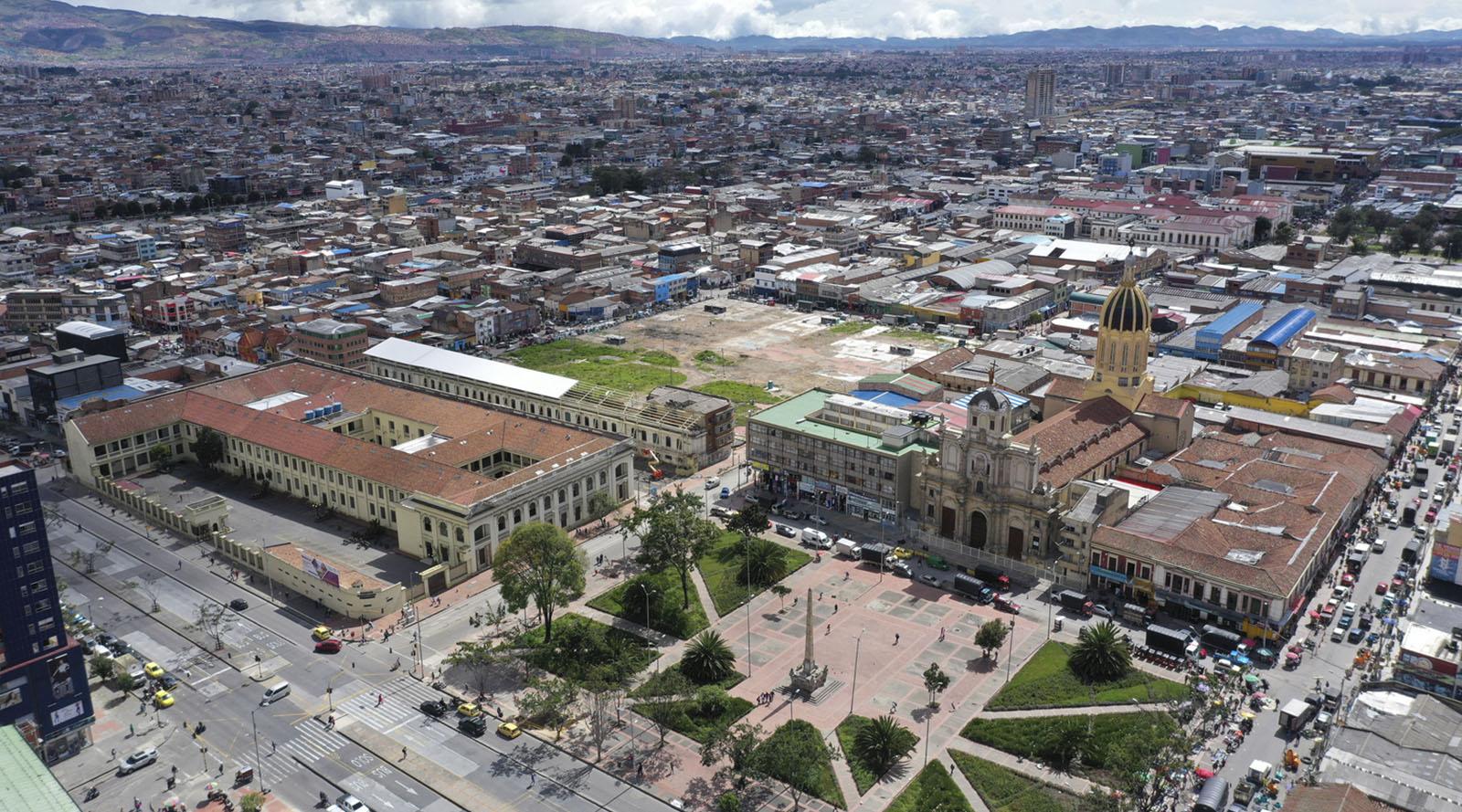 Bronx Distrito Creativo: hacia el fortalecimiento de las industrias creativas en Bogotá